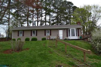 Madison County Single Family Home For Sale: 64 Garth Run Rd