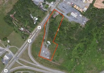 Harrisonburg Commercial For Sale: 4070 North Valley Pike