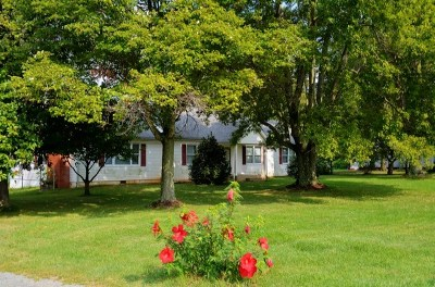 Fluvanna County Single Family Home For Sale: 2285 Antioch Rd