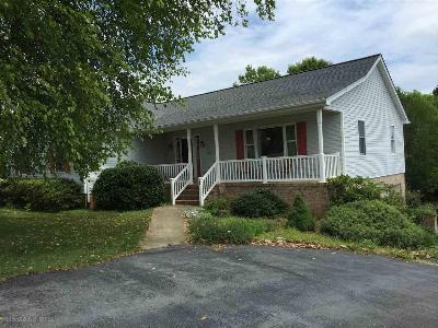 Stuarts Draft VA Single Family Home Sold: $224,900