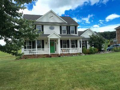 Staunton VA Single Family Home Sold: $269,900
