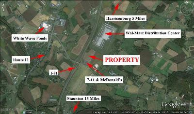 Mount Crawford Lots & Land For Sale: Walton Rd