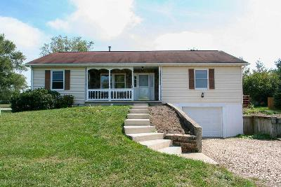 Fishersville VA Single Family Home Sale Pending: $164,900