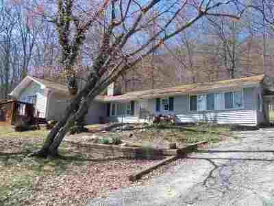 Page County Single Family Home For Sale: 1540 Fort Valley Rd