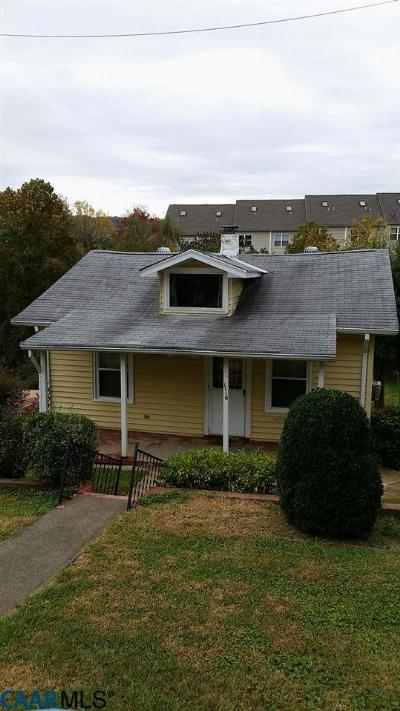 Single Family Home Sold: 1116 Altavista Ave