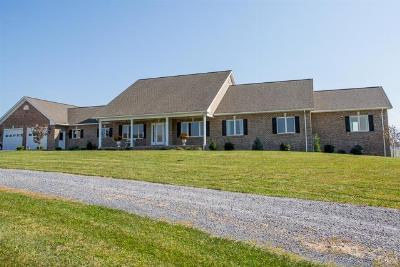 Single Family Home Sold: 9435 Port Republic Rd