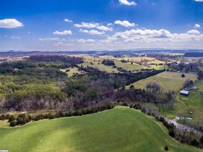 Staunton Lots & Land For Sale: C Cliff View Ln