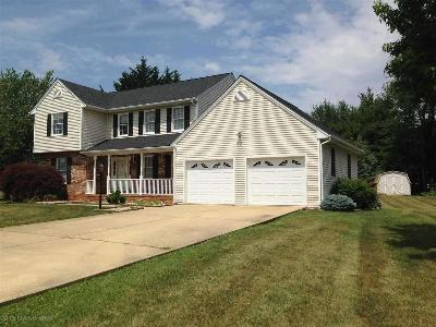 Waynesboro VA Single Family Home SOLD: $249,900