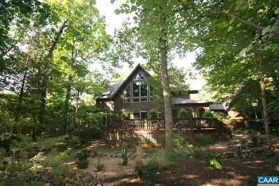 Nelson County Single Family Home For Sale: 325 Wood Nettle Ln