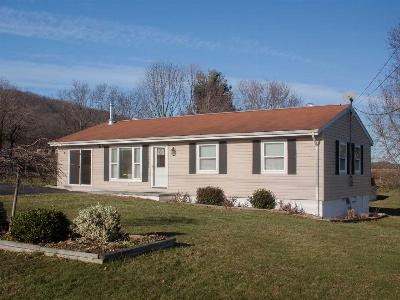Linville Single Family Home Sold: 6918 Green Hill Rd