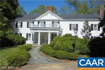Scottsville VA Single Family Home For Sale: $875,900