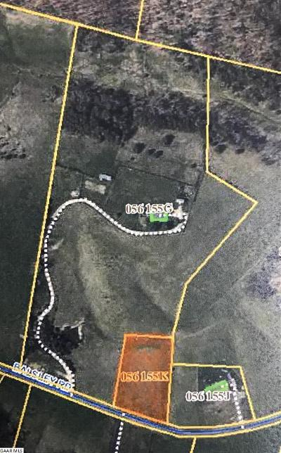 Augusta County Lots & Land For Sale: Balsley Rd