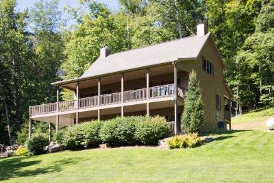 Rockingham County Single Family Home For Sale: 22514 German River Rd