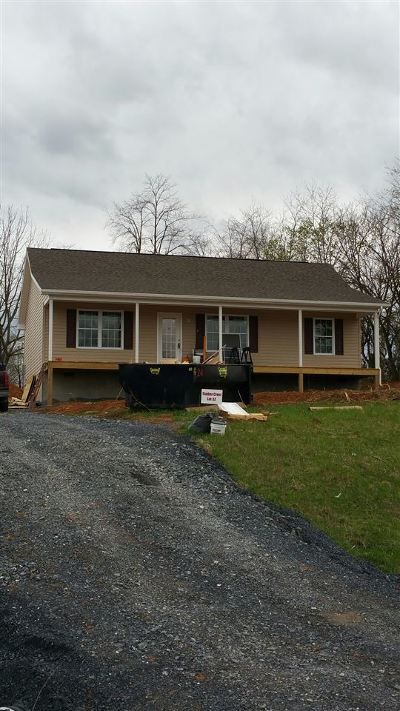 Timberville Single Family Home Sold: 15015 Woodcreek Ln