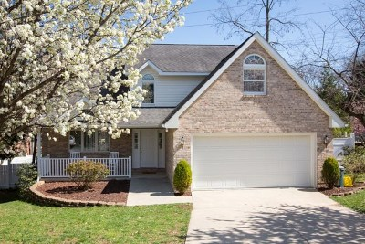 Single Family Home Sold: 768 Woodland Dr