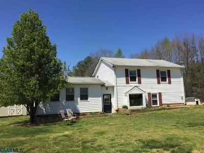 Single Family Home Sold: 2225 Muddy Creek Rd