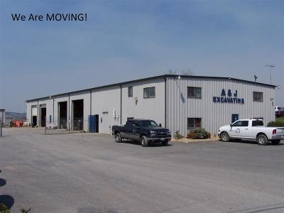 Mount Crawford Commercial Sold: 831 Cottontail Trl