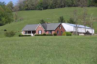 Augusta County Farm For Sale: 266 McKinley Rd
