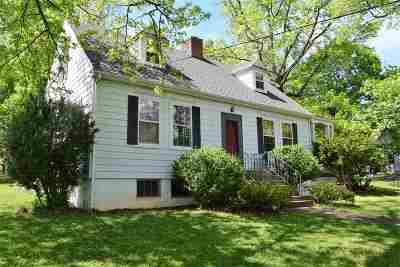 Staunton VA Single Family Home Sold: $159,900