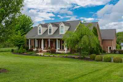 Rockingham County Single Family Home For Sale: 820 Boyers Rd