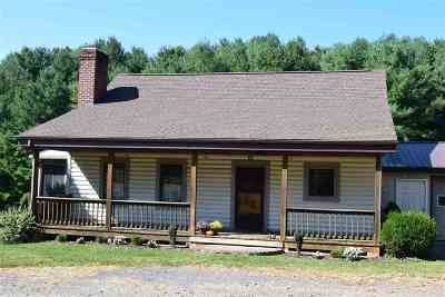 Middlebrook VA Single Family Home Sold: $329,900