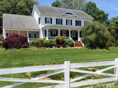 Elkton Single Family Home Sold: 3980 Captain Yancey Rd