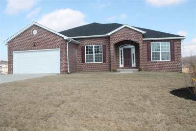 Penn Laird Single Family Home Sold: 485 Rachel Dr #Lot 129