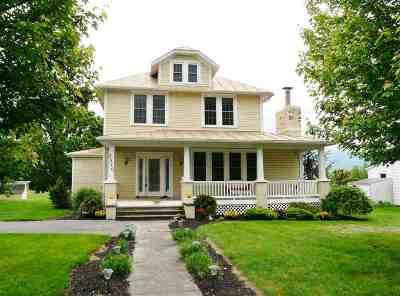 New Market Single Family Home For Sale: 9570 John Sevier Rd