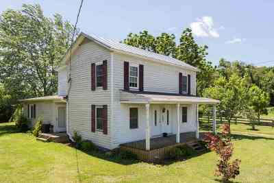 Page County Single Family Home For Sale: 1093 Yager Rd