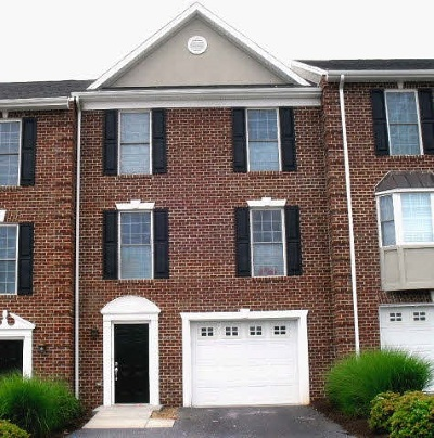 Harrisonburg VA Attached Sale Pending: $203,500