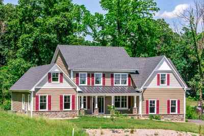 Rockingham VA Single Family Home For Sale: $689,900