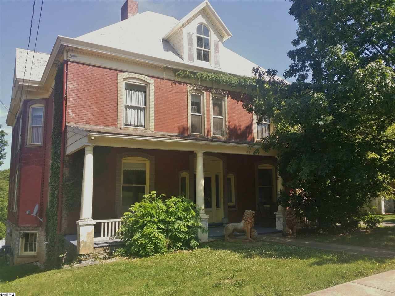 109 Myers St Lexington Va Mls 549224 Hess Miller Real
