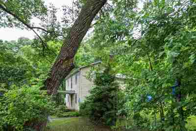 Linville Single Family Home Sold: 9779 Woodlands Church Rd