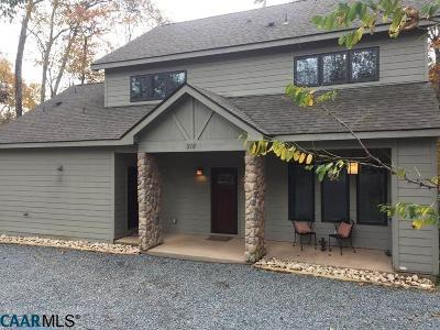 Nelson County Single Family Home For Sale: 218 Ravens Roost Ln