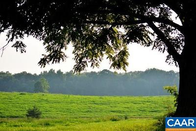 Fluvanna County Lots & Land For Sale: 2285c Antioch Rd