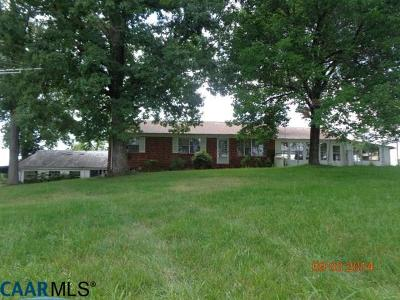 Single Family Home For Sale: 5325 Crumptown Rd