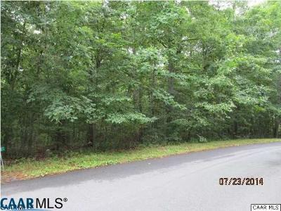 Fluvanna County Lots & Land For Sale: 16 Marwood Dr