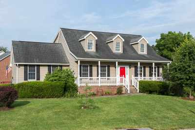 Harrisonburg Single Family Home For Sale: 771 Wyndham Woods Cir