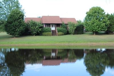 Buckingham County Single Family Home For Sale: 4609 Melita Rd