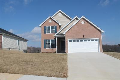 Penn Laird Single Family Home Sold: 495 Rachel Dr #Lot 130,