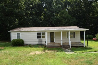 Keswick VA Single Family Home Sold: $135,900