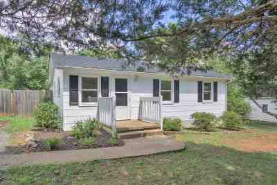Albemarle County Single Family Home For Sale: 829 Beagle Gap Rd