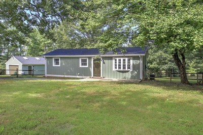 Scottsville VA Single Family Home Sold: $149,900