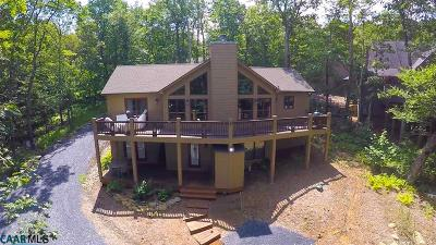 Nelson County Single Family Home For Sale: 48 Shamokin Springs Trl
