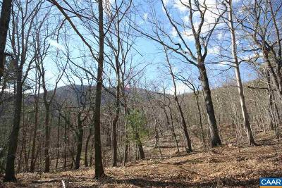 Nelson County Lots & Land For Sale: 1181 Black Walnut Dr