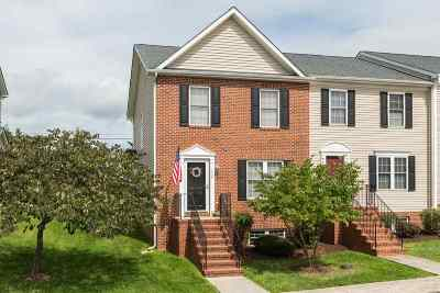 Townhome Sold: 1458 Miller Spring Ct