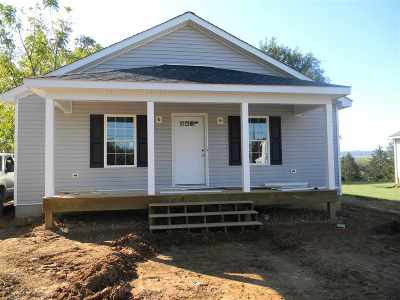 Timberville Single Family Home Sold: 300 Montevideo St