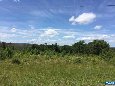 Charlottesville Lots & Land For Sale: Martin Kings Rd