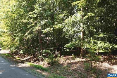 Louisa County Lots & Land For Sale: W Pebble Beach Dr
