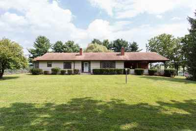 Linville Single Family Home Sold: 11032 Turleytown Rd